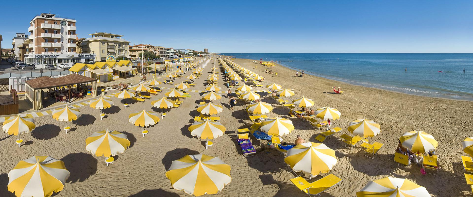 Hotel sul mare Adriatico